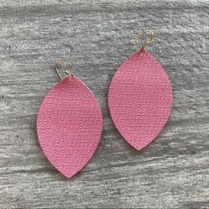 Jewelry - 🔵Wide Marquis Handmade Earrings